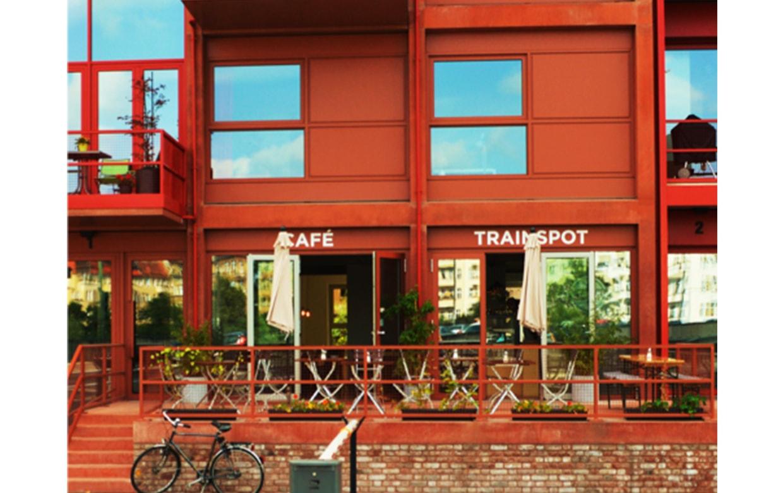 Café Am Lokdepot
