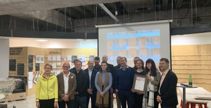 1. Berliner Holzbaupreis 2019 - Preisverleihung
